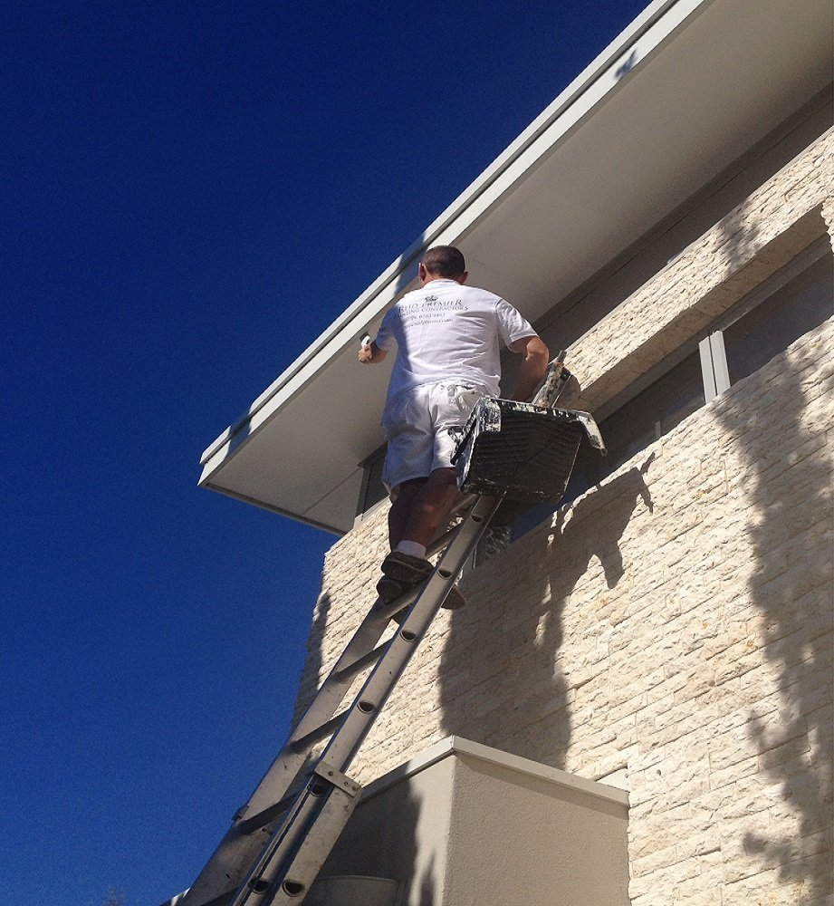 Professional Exterior Painting Services: Insurance Painting - Perth