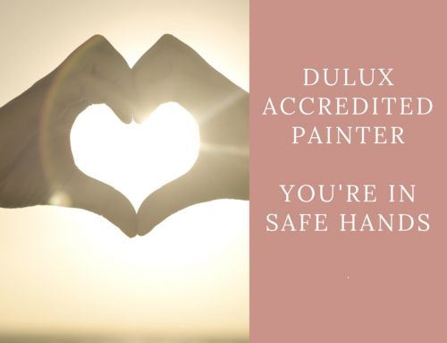 Why you should use a Dulux Accredited Painter